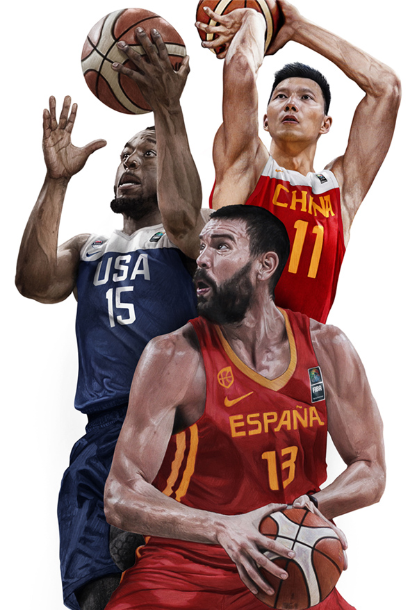 BASKETBALL WORLD CUP CHINA 2019
